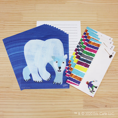 Letter Set - Polar Bear