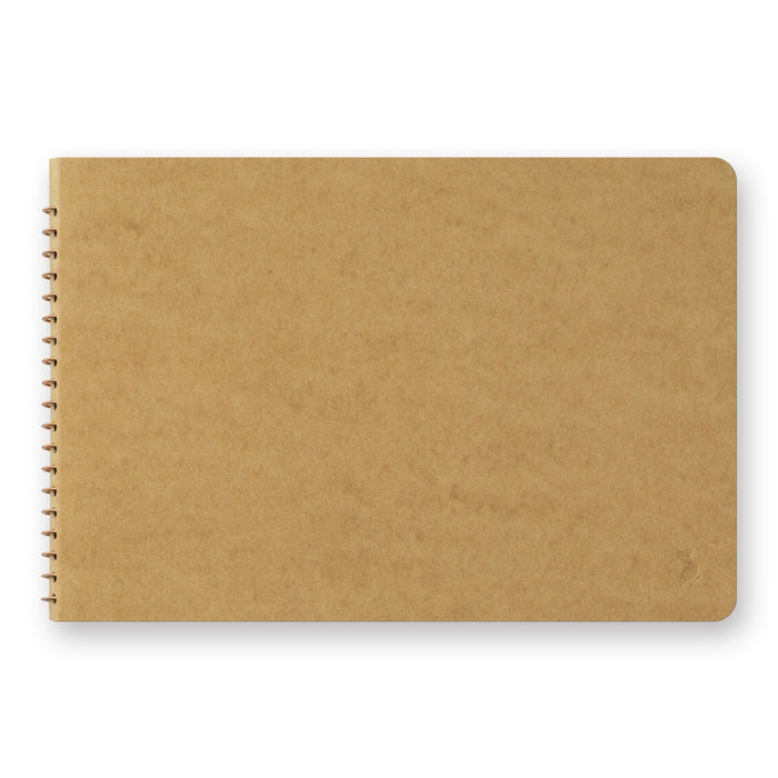 B6 Spiral Ring Notebook - Pelican