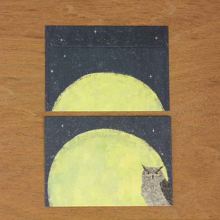 Mini Letter Set - Night Owl