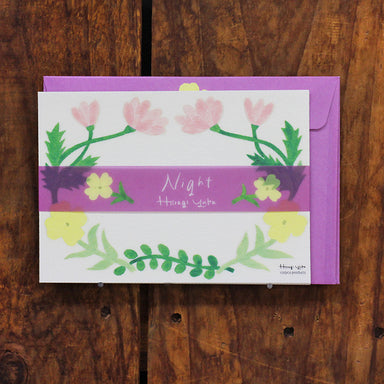 Mini Letter Set - Night