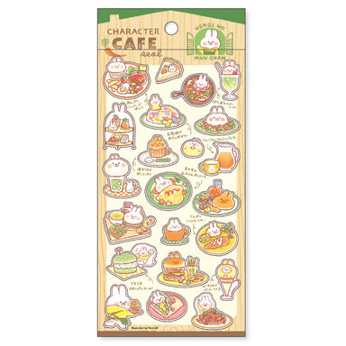 Muchan Stickers - Veggie Cafe