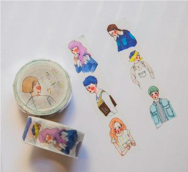 Washi Tape - Stationery Girls