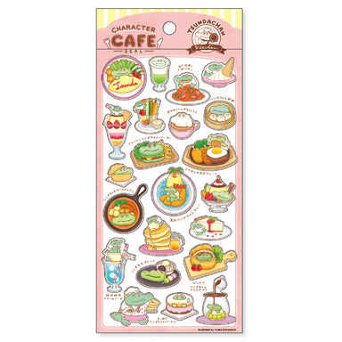 Tsundachan Stickers - Tsunda's Kitchen
