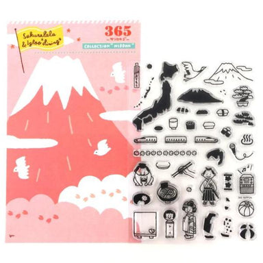 365 Clear Stamps - NIPPON