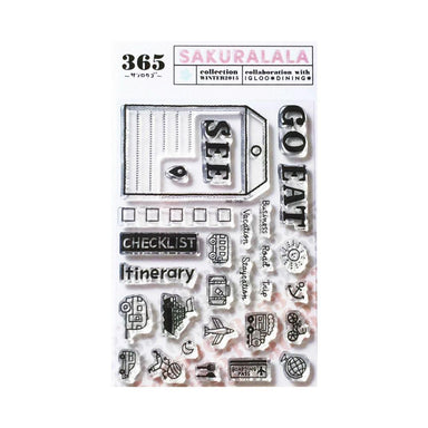 365 Clear Stamps - TABI