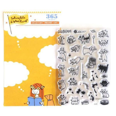 365 Clear Stamps - CATS