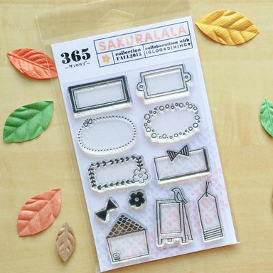 365 Clear Stamps - FRAME