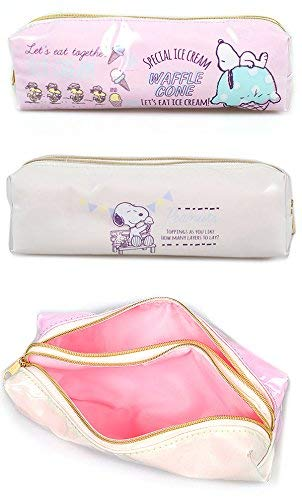 Snoopy Pen Case - Pink