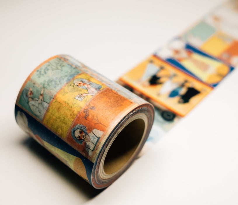 Washi Tape - Waiting for Your Letter