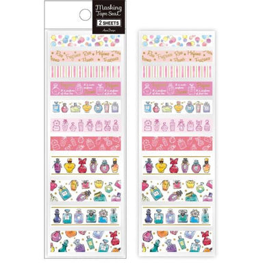 Perfume Stickers Set (Discontinued)