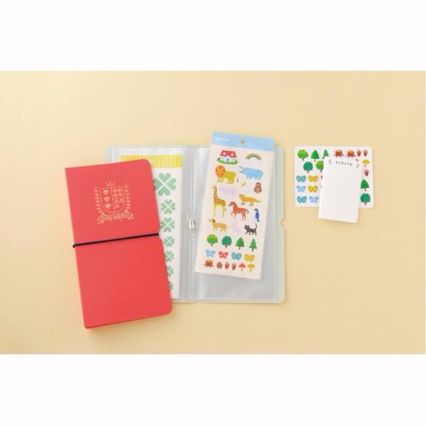 STICKER SHEETS File - Red