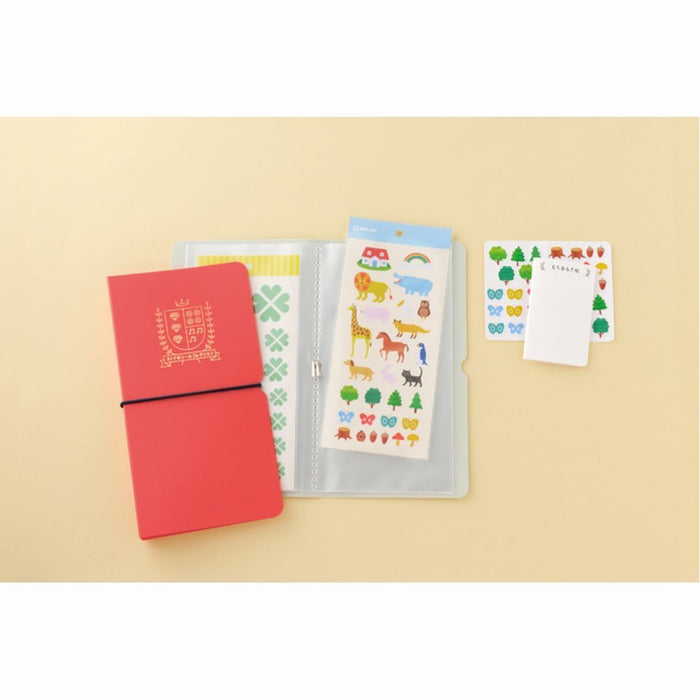 STICKER SHEETS File - Light Blue