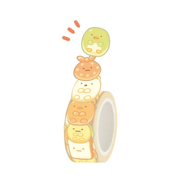 Sumikkogurashi Stickers - Bread