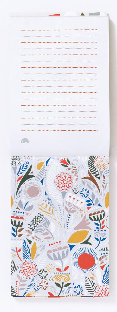 100 Paper Pad - Scandinavian Patterns