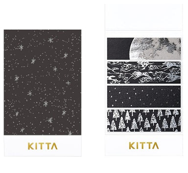 Limited Edition KITTA Stickers - Night