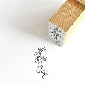 Yumi Imai Rubber Stamp - Cotton