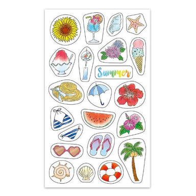 Planner Stickers - Summer