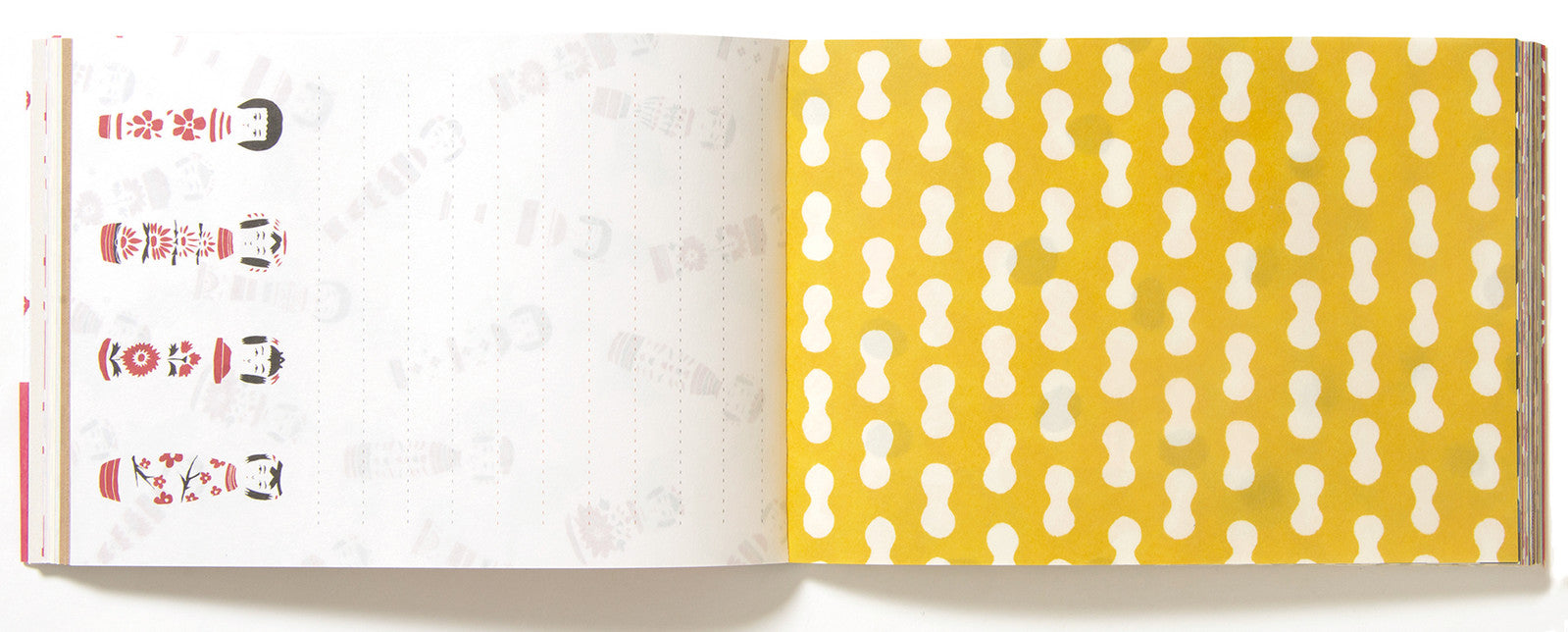 100 Writing Papers - Japanese Pattern