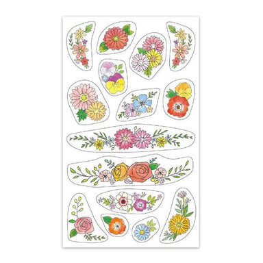 Planner Stickers - Flower