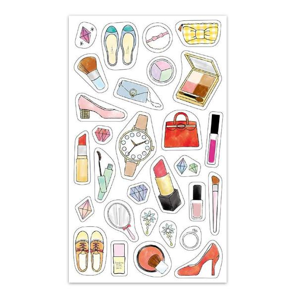 Planner Stickers - Cosmetic