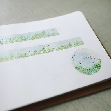 Washi Tape - End of Summer
