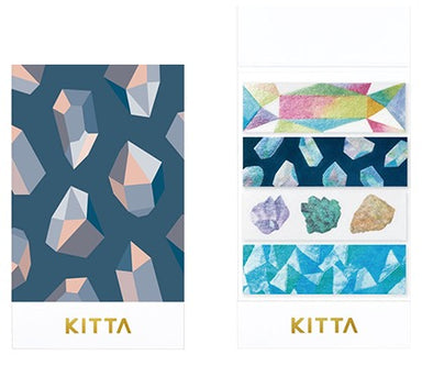 Limited Edition KITTA Stickers - Stone