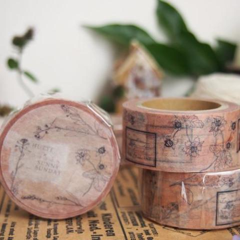 Discontinued Washi Tape