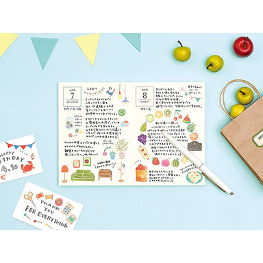 Planner Stickers — Cute Things from Japan