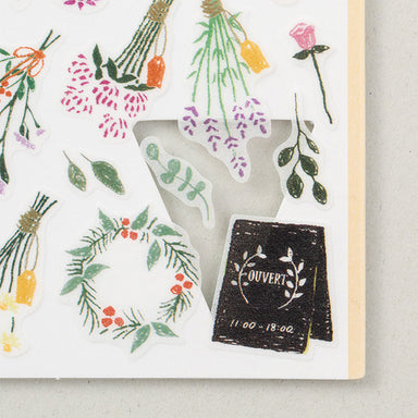 Masking Stickers - Plants