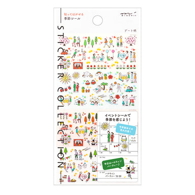 Planner Stickers - Season