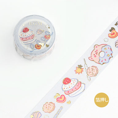 Washi Tape - Sweets