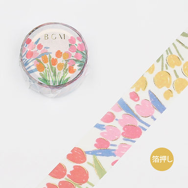Washi Tape - Spring Flowers