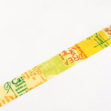Discontinued Chamil Garden Washi Tape - Spring Time 014