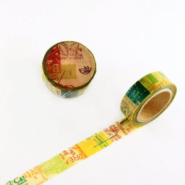 Washi Tape: Spring Time (Discontinued)