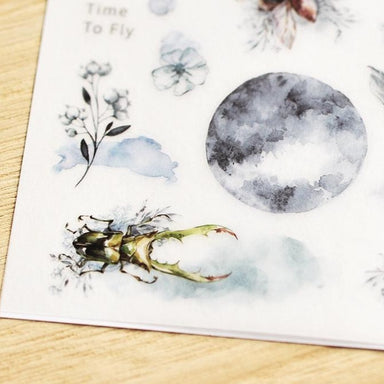 MU Print-on Stickers - Insects