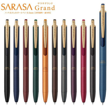SARASA Grand - Vintage Colors