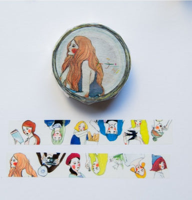 Washi Tape - Girls