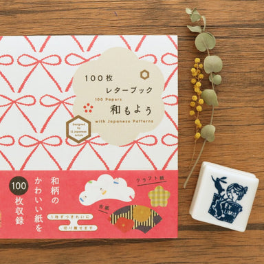 100 Paper Pad - Japanese Pattern