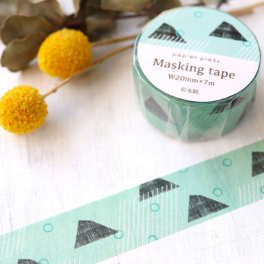 Washi Tape - Mountain