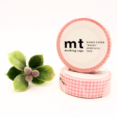 Cherry Blossom mt Grid Washi Tape, MT01D393