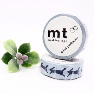 mt x Mina Perhonen Washi Tape - Run Run Run MTMINA33
