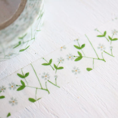 Seitousha Washi Tape - Chickweed