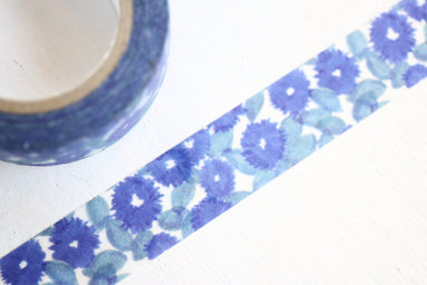 Seitousha Washi Tape - Flower Make-up