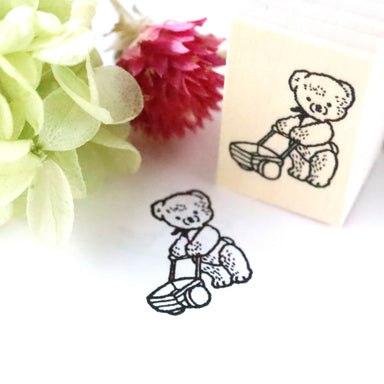 Rubber Stamp - Bear