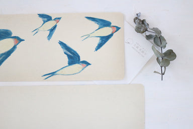 Note Card - Swallow