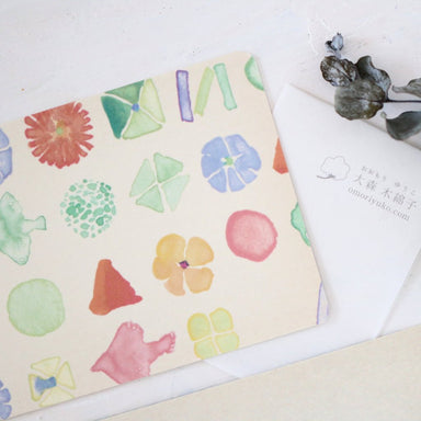 Note Card - Sweets