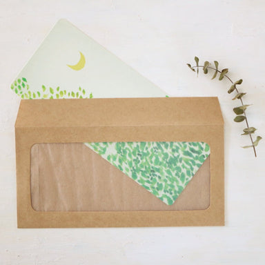 Kraft Envelope with Window