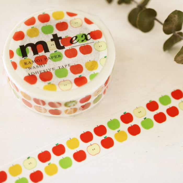 Washi Tape - Apple