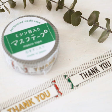 Washi Tape - Thank You