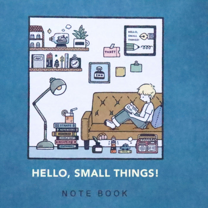 Slim Notebook - Hello